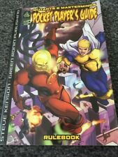 Mutants & Masterminds: Pocket Players Guide