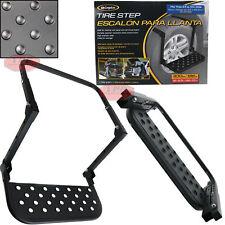 Truck SUV Tire Wheel Step Up Folding Adjustable Ladder Grip PlatForm 300lb New