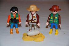 Playmobil Parque natural nacional exploradores guardas forestal guardias