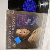 Ernestine Anderson- My Kinda Swing- Mercury Wing Jazz LP- VG++/VG++