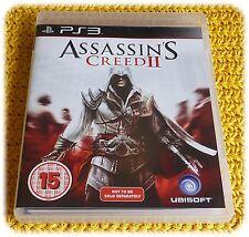 Assassin's Creed II videogioco Ubisoft PS3 <=
