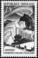 "FRANCE TIMBRE STAMP N°829 ""EXPEDITIONS POLAIRES DE VICTOR"" NEUF XX TTB"