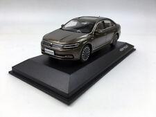 1:43 Shanghai Volkswagen New Passat GP 2016 Gray Diecast Metal Model