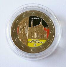 Kursmünzen der BRD in Euro-Währung mit Architektur-Motiv