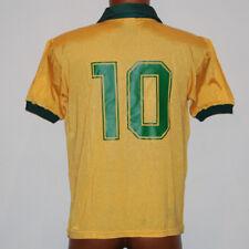 Jersey brasil Topper Zico 1982 maglia vintage brasile Falcao Roma World Cup