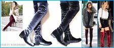 Unbranded Velvet Upper Flats for Women