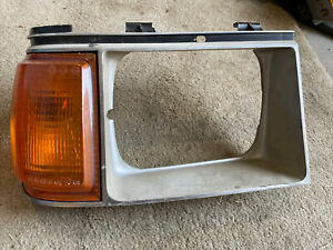 1981 1989 Plymouth Horizon Head Light Bezel RH Right OEM USED 4103214 Passenger