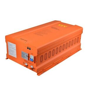 5.12KWh 48V/100Ah  24V/200Ah Deep Cycle BMS Rechargeable Solar LiFePO4 Battery