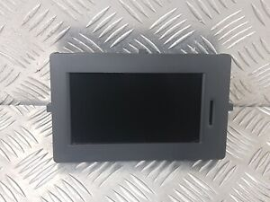 Display Schermo A7r Navigazione GPS - Tom - Renault Scenic III - 259154618R