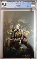DC's Joker 80th Anniversary #1 Ryan Brown Virgin Variant CGC 9.8