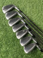 TaylorMade Forged P790 Irons 4-PW Steel DG 105g S300 RH Standard Specs