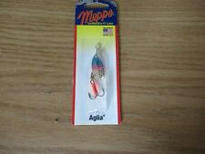 MEPPS AGLIA  B2 RBT TROUT SALMON SPINNER FISHING LURE