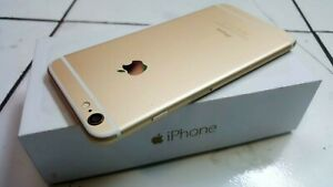USED Apple iPhone 6 Plus 16GB Gold - Factory Unlocked, Complete