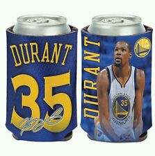 KEVIN DURANT GOLDEN STATE WARRIORS NEOPRENE CAN BOTTLE COOZIE KOOZIE COOLER