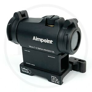 NEW Aimpoint T2 Red Dot Sight w/ LaRue Mount Replica T2 Micro Red Dot Sight AU