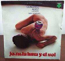 Conchito Alvez – Jo Tu La Luna Y El Sol Lp VG+/EX Lounge Easy Listening Rare