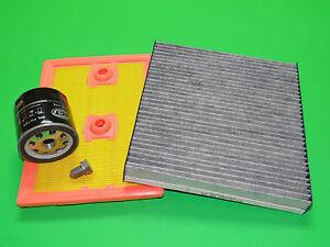kl. Filterset Filtersatz Inspektionspaket Skoda Octavia (5E) 1.4 TSI (90-110kW)