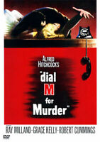 Dial M for Murder DVD NEW