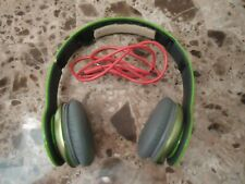 Green Beats by Dr. Dre Solo HD Headphones, G3012