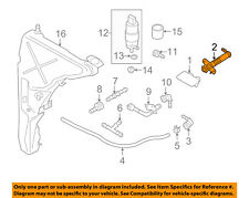 AUDI OEM A6 Quattro Headlight Head light lamp Washer/wiper-Cylinder 4G8955101B