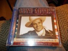 GENE AUTRY CD ALL AMERICAN COUNTRY BRAND NEW SEALED