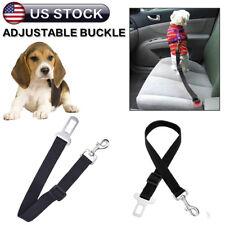 Adjustable PUPPY Dog Pet Car Seat Belt Safety Harness Lead Strap Travel Leash