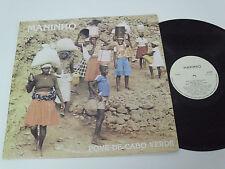 MANINHO Pove de Cabo Verde - LP AFROBEAT dancefloor MORNAS COLADEIRAS Cape Verde