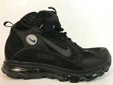 Nike Air Max Terra Sertig Black Mens Size 8.5 (2012) (537695-010)