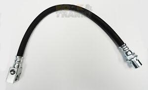 "74-81 Camaro Firebird Trans Am Rear Differential Axle Rubber Brake Hose 14.5"""