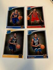 18/19 Panini Donruss Basketball - Base & Rated Rookies - U CHOOSE 1-200