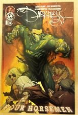 The Darkness Four Horsemen #3 Image/Top Cow 1st Print 2011