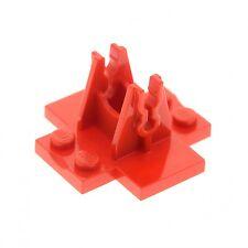 1 x lego fútbol portón Stick soporte rojo base piedra Sports Soccer set 3425 41733