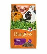 Burgess Excel Adult Guinea Pig Nugget Blackcurrant & Oregano 2kg - 138543