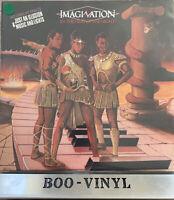 Imagination - In The Heat Of The Night Vinyl LP Record EX / VG+