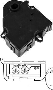 HVAC Heater Blend Door Actuator Left Santech Industries MT18523