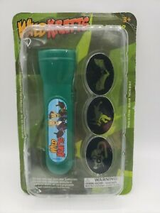 Wild Kratts Projector Set - TKCN-B18-1 New In Package Very Hard To Find