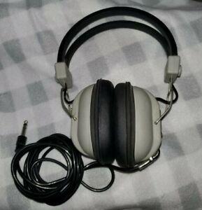 Vintage 1972 LLOYD'S  Stereo Headphones model Y647L Japan *NICE*