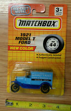 MATCHBOX 1921 FORD MODEL T GoodYear Tire Rubber Co Delivery Die-Cast Replica #44