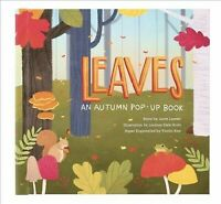 Leaves : An Autumn Pop-Up Book, Hardcover by Lawler, Janet; Dale-Scott, Linds...