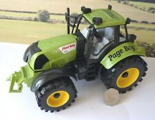 Wedding Day Gift Personalised Name Page Boy 21cm Green Farm Tractor Boys Toy Box