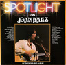 JOAN BAEZ ‎- Spotlight On Joan Baez (LP) (EX/VG)