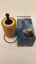 Audi A4 2.0TDi 1968cc Oil Filter 2004-10 Genuine Bosch
