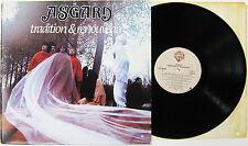 Asgard (French Prog-Folk) Tradition & Renouveau LP 1978 Canada press EXCELLENT