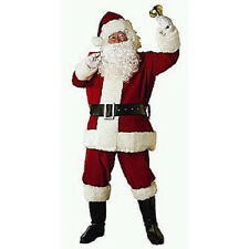 Regal Plush Santa Suit - Adult Standard Size. ShindigZ. Shipping Included