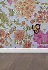 Graham & Brown Super Fresco Easy Feldblumen Rosa/Orange Wallpaper 33-042