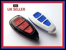 FORD MONDEO FIESTA FOCUS TITANIUM REMOTE SMART KEYLESS KEY COVER CASE 3 BUTTON