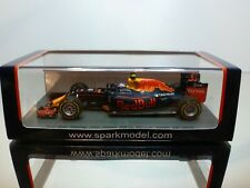 SPARK RED BULL RACING TAG HEUER MAX VERSTAPPEN 2016 - F1 1:43 - EXCELLENT IN BOX