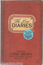 The Lost Diaries by Craig Brown (Hardback, 2010)