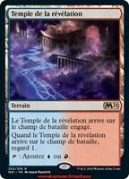 MTG - Temple de la révélation RARE / Core 2021 FR