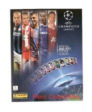 Champions League 2010-2011 Album vuoto Panini